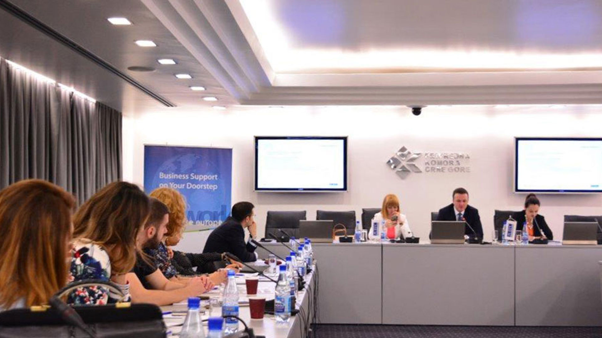 Workshop for BFC SEE partners and municipality in Montenegro
