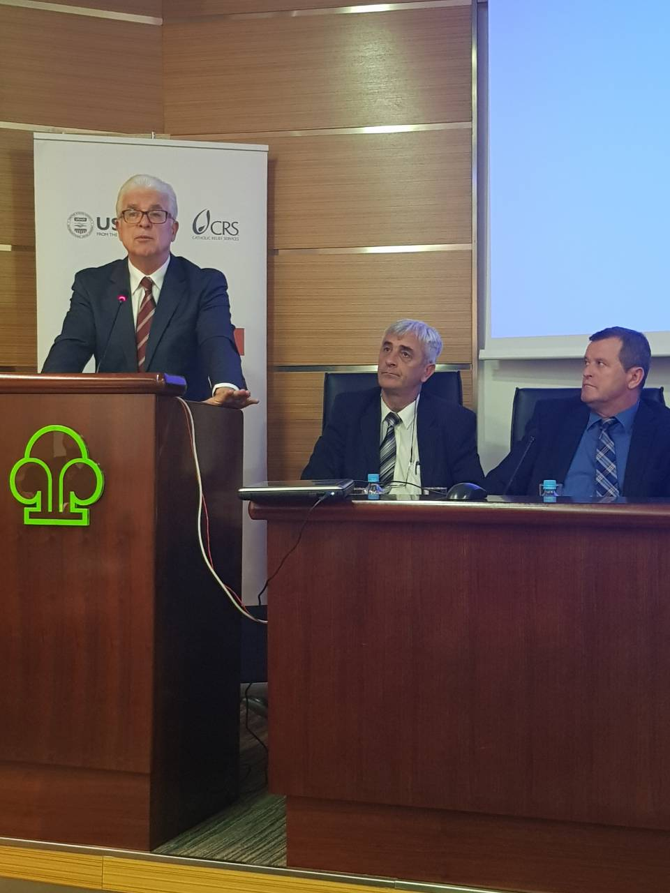 Conference on promotion of new business friendly municipalities in Bosnia and Herzegovina