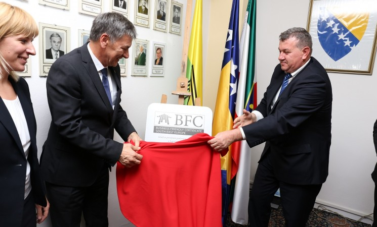 New BFC SEE municipality - City of Zenica
