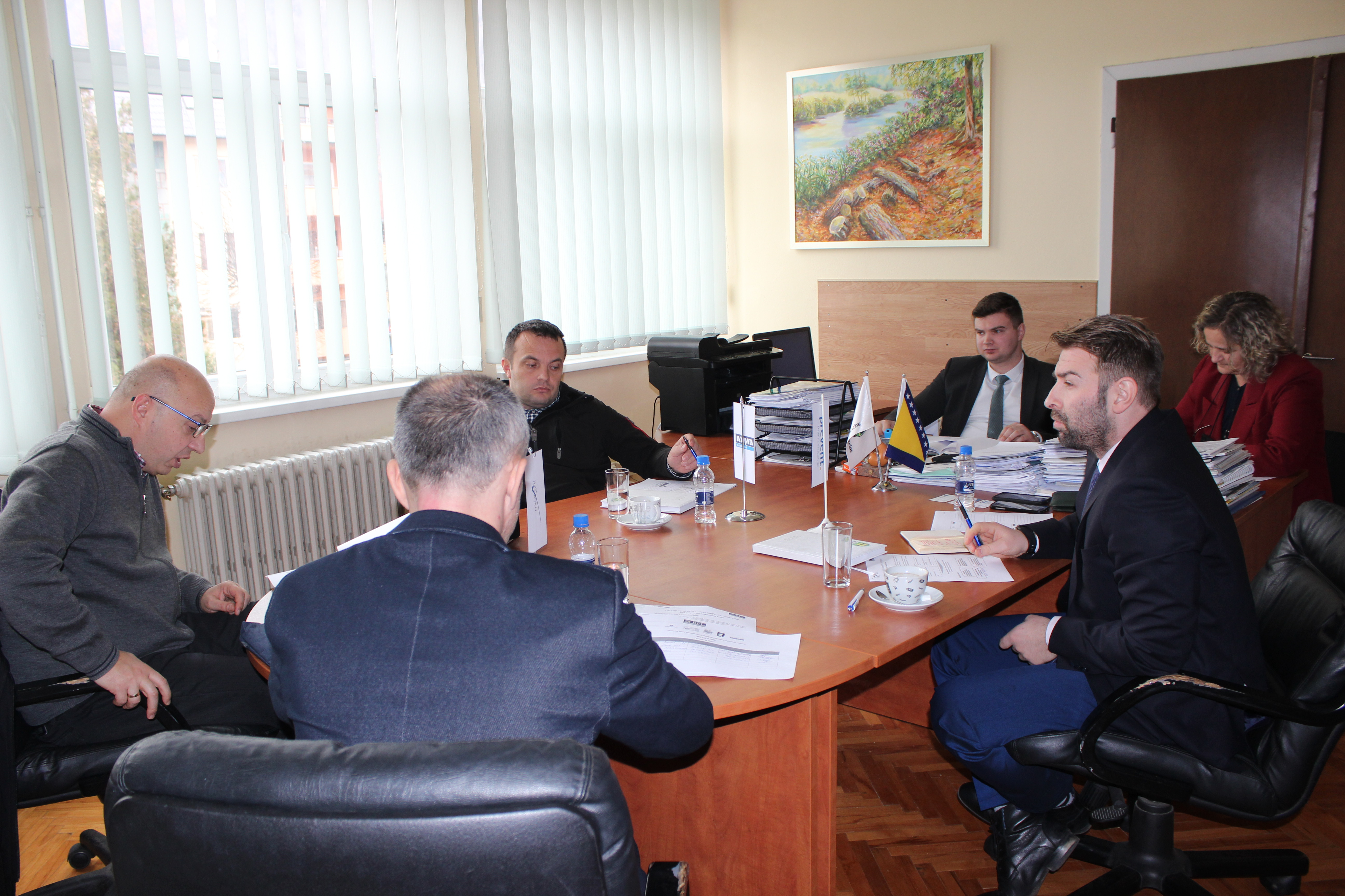 Round tables with private sector in BFC SEE municipalities