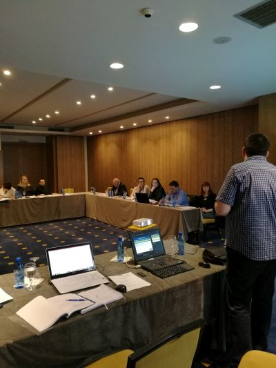 BFC SEE training for municipalities in Federation of BiH