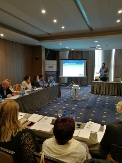 BFC SEE training for municipalities and cities in Federation of BiH