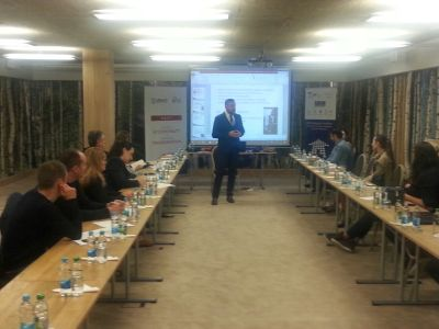Training for BFC SEE municipalities in Bosnia and Herzegovina