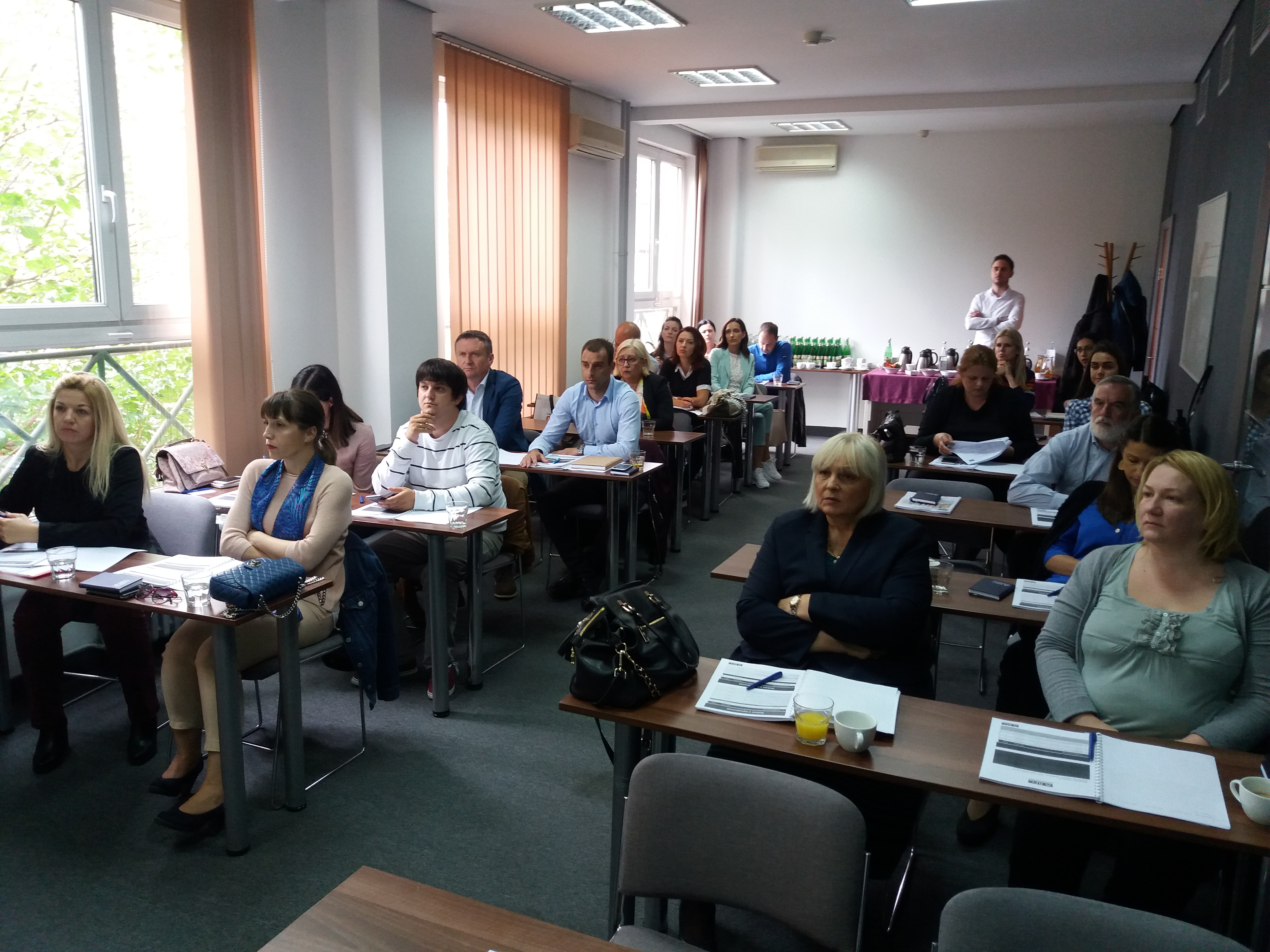 BFC SEE Workshop for municipalities in Serbia